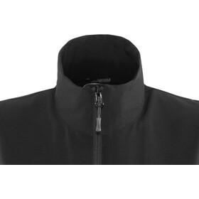 Bergans Ramberg Softshell Vest Damen black/solid charcoal